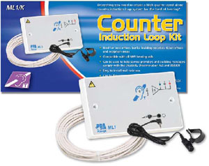 ML1/K Counter Induction Loop Kit